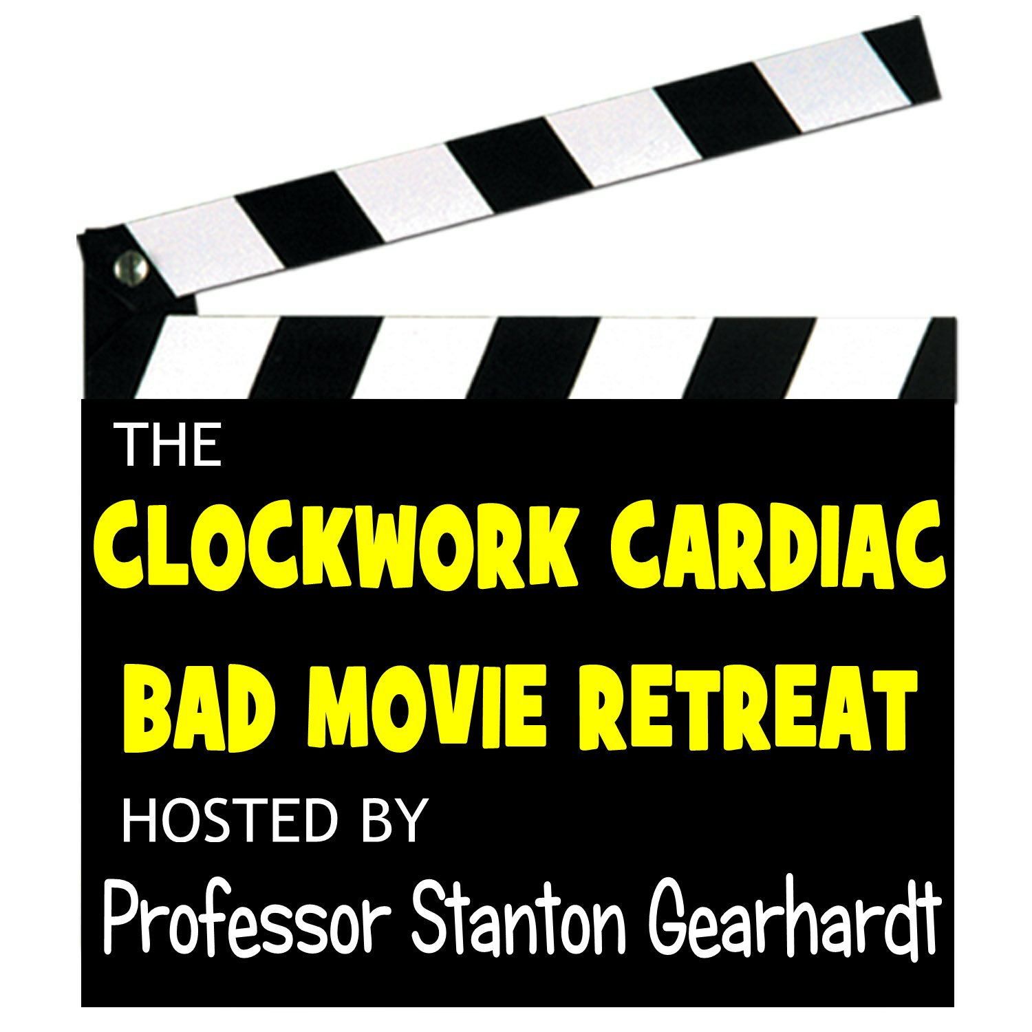 CLOCKWORK CARDIAC BAD MOVIE RETREAT