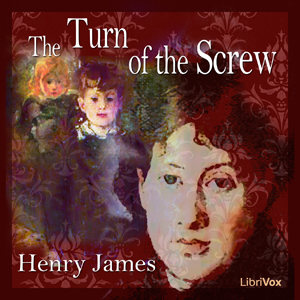 Turn of the Screw(431) by Henry James audiobook cover art image on Bookamo