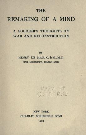 The mind of war pdf free download