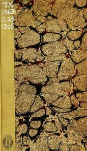 Cover of: A rectorial address delivered to the students in the University of St. Andrews, 17th October, 1905