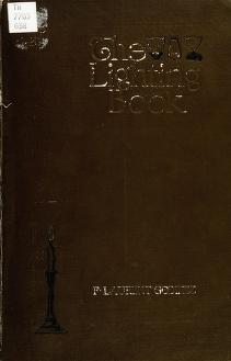Cover of: The lighting book