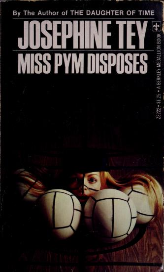Cover of: Miss Pym Disposes |