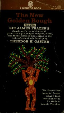 Cover of: The new golden bough | James George Frazer