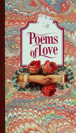 Cover of: Poems of love | edited by Gail Harvey.